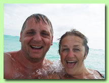 Martin Arun Oberberger und Tina-Leandra Krammer